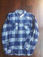J Crew Wallace & Barnes Heavy  Flannel Shirt Incredible! XL
