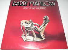 BARRY MANILOW - Tryin' To Get The Feeling [Vinyl LP,1975] USA Import AL 4060 EXC
