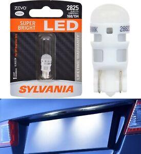 Sylvania ZEVO LED Light 2825 White 6000K One Bulb High Mount Stop Brake Replace