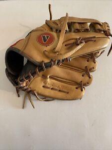 Vinci Red Baseball Glove custom pro RV50