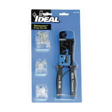 Ideal 33 700 Crimper And Connector Kit