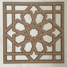 Radiator Cabinet Decorative Screening Square Radiator Grille MDF 3mm and 6mm P66