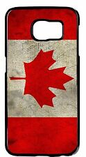 Canadian Flag CANADA Mapel Hard Rubber Case Cover For Samsung Galaxy Note 5