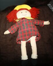 1994 Madeline plush doll