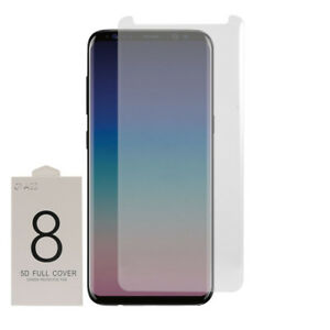For Samsung Galaxy S9/S9 Plus Full Cover Temper Glass Screen Protector From USA