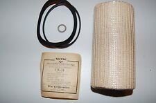 VINTAGE WIX FUEL FILTER CW-74, FITS: GMC ENGINES