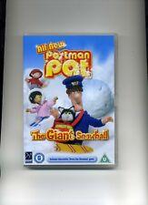 POSTMAN PAT - THE GIANT SNOWBALL - NEW DVD!!