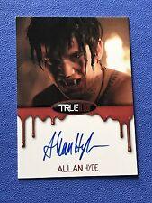 True Blood Premiere Edition Allan Hyde AS Godric Autograph HB Card