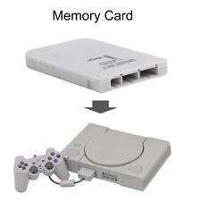 Speicherkarte für Playstation 1 Ein PS1 PSX-Spiel praktisch Erschwinglich de ##