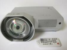 Promethean LCD Projector Silver Model PRM-20A no lamp With Remote Used