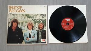 BEE GEES BEST OF VOLUME 2 VINYLE 33 TOURS .