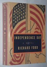 INDEPENDENCE DAY by Richard Ford-First Edition-1st/1st-HC-Pulitzer Award Winner