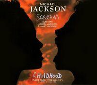 Michael Jackson Maxi CD Scream - Europe (EX/EX+)