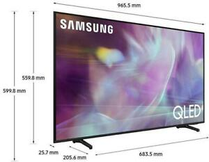 "Samsung 2021 43"" Q60A QLED 4K Quantum HDR Smart TV"