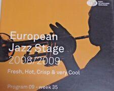 RADIO SHOW: EUROPEAN JAZZ STAGE 09/35 BOB BROOKMEYER, JOE LOVANO, BILL MAYS