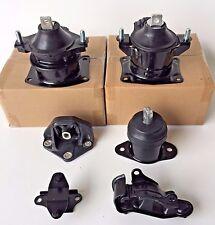 Engine Mount Set For 2003-2007 Honda Accord 3.0 Auto Automatic Transmission 6pcs
