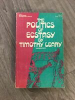 TIMOTHY LEARY THE POLITICS OF ECSTASY (UNABRIDGED) 1968