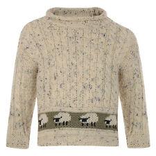 Pullover für Baby Jungen aus Fleece