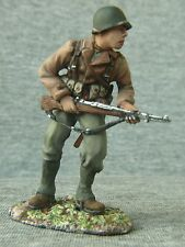 Sale! The Old Northwest Co: U.S. Rifleman WW2. Elite tin soldiers 54 mm