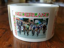 Nederland 2897 Complete rol (100x) persoonlijke Decemberzegels 2011 Wielrennen 2