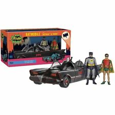 Funko Action Figure: DC Heroes - 1966 Batmobile with Batman and Robin No. 12752
