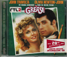 CD - GREASE - JOHN TRAVOLTA / OLIVIA NEWTON-JOHN - The orginal Soundtrack #C47#