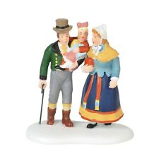 Dept 56 Alpine Village Family Outing Accessory 6000567 2018 D56 New Av