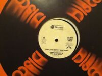 """HAROLD  MELVIN & THE BLUE NOTES   12""""  SINGLE,   BABY, YOU GOT MY NOSE OPEN"""
