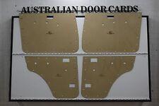 Toyota Landcruiser Double Cab, Wagon Door Cards. Blank Trim Panels VDJ76, VDJ79