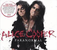 Alice Cooper - Paranormal 6 UNRELEASED LIVE 2CD NEU OVP