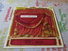Paul Geraldy ClinDinDin Perrette Vinyl Record