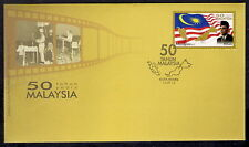 2013 MALAYSIA FDC - 50 YEARS OF MALAYSIA