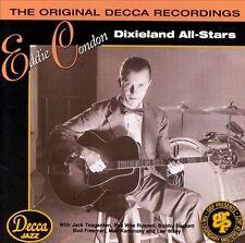 Eddie Condon: Dixieland All-Stars (The Original Decca Recordings) by Condon, Ed