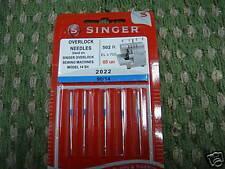 10 Singer 14Sh, 14T Serger Overlock Needles 2022 90/14