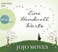 + Moyes Jojo : Eine Handvoll Worte 6er CD HörBuch NEU Gekürzte Lesung Luise Helm