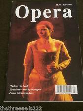 OPERA MAGAZINE - PORTER INTRODUCES ADES - JULY 1995