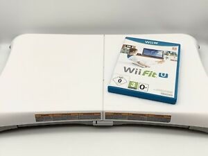 Nintendo Wii Fit U | Wii Balance Board + Spiel | Wii U | Top Zustand CD Wie Neu