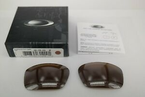 Oakley STRAIGHTLINK PRIZM TUNGSTEN POLARIZED OO9331 Replacement Lens Authentic