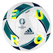 ADIDAS EURO 2016 GLIDER BALL BALON OFICIAL EUROCOPA BLANCO (PVP EN TIENDA 35EUR)