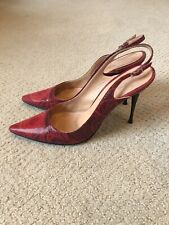 Womens Casadei Sandals Size 7