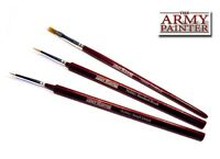 The Army Painter 3 Brush Starter Set Standard Detail for Wargamers and Hobby