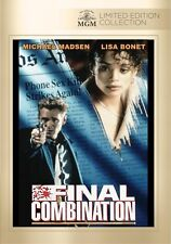 THE FINAL COMBINATION (1994 Michael Madsen) -  Region Free DVD - Sealed