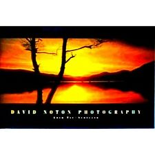 "LOCH TAY, SCOTLAND SUNSET - DAVID NOTON 91 x 61 MM 36 x 24"" LANDSCAPE POSTER"