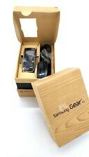 Samsung Gear Fit SM-R350 Smartwatch Fitness Tracker - Charcoal Black