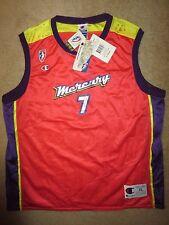 Michelle Timms #7 Phoenix Mercury WNBA Champion Jersey XL NEW