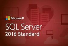 SQL Server 2016 enterprise 24 cores Unlimited Cal product key/30 SEC DELIVERY