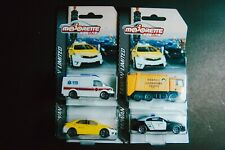 Majorette TAIWAN LIMITED Series Diecast Car Model *** Choose your model ***