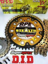 Suzuki GSX-S750 Supersprox Chain and Sprockets Kit  GSXS750