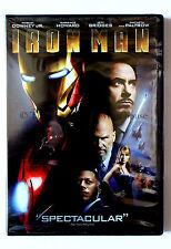 Marvel Iron Man 1 Robert Downey Jr. as Tony Stark The Original MCU Movie on DVD