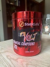 volt pre workout Static Labs